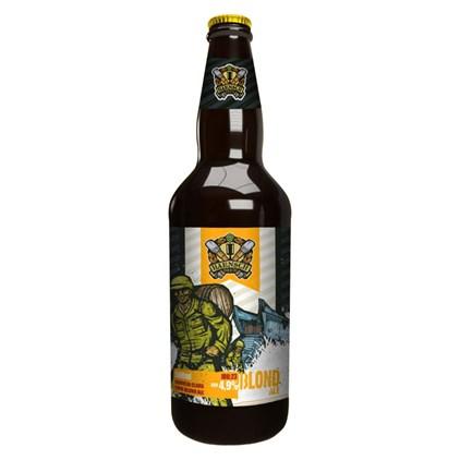 Cerveja Haensch Blond Ale Garrafa 500ml