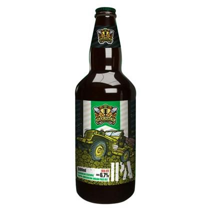 Cerveja Haensch IPA Garrafa 500ml