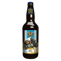 Cerveja Haensch Witbier Garrafa 500ml