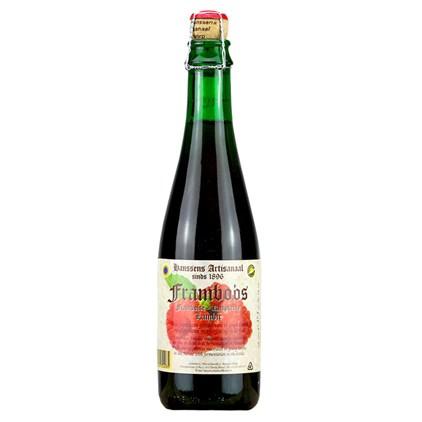 Cerveja Hanssens Framboos Garrafa 375ml