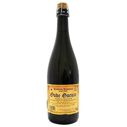 Cerveja Hanssens Oude Geuze Garrafa 750ml