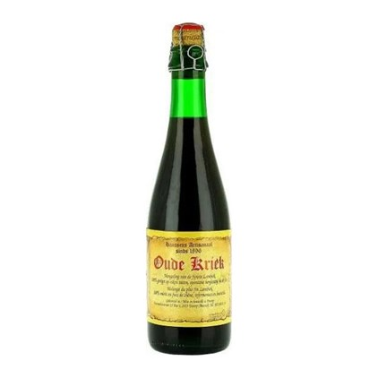 Cerveja Hanssens Oude Kriek Garrafa 375ml