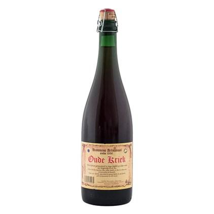 Cerveja Hanssens Oude Kriek Garrafa 750ml