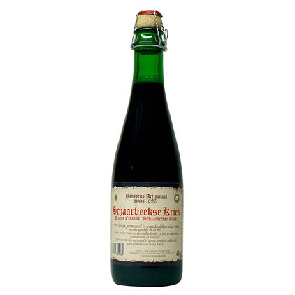 Cerveja Hanssens Schaarbeekse Garrafa 375ml