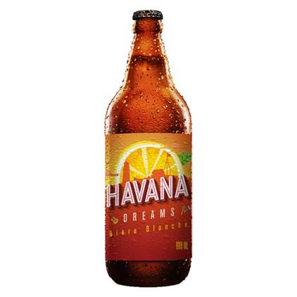 Cerveja Havana Dreams Garrafa 600ml