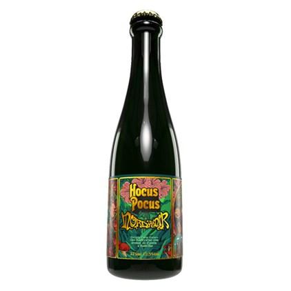 Cerveja Hocus Pocus Mordamir Garrafa 375ml