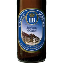 Cerveja Hofbrau Dunkel 500ml