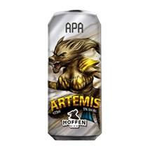 Cerveja Hoffen Bier Artemis APA Lata 473ml