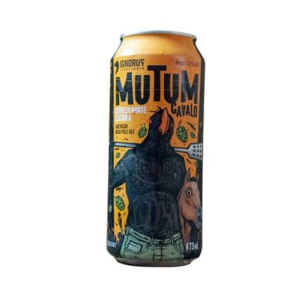 Cerveja Ignorus Mutum Cavalo Lata 473ml