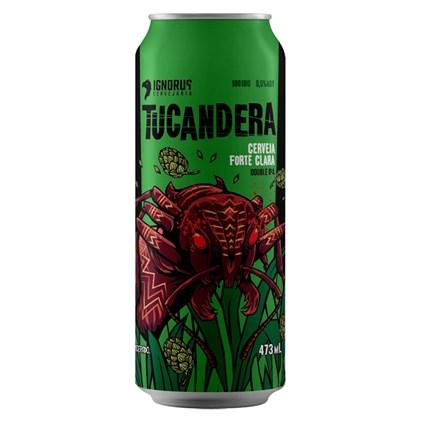 Cerveja Ignorus Tucandera Imperial IPA Lata 473ml