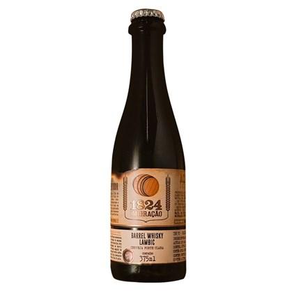 Cerveja Imigração Barrel Whisky Lambic Garrafa 375ml