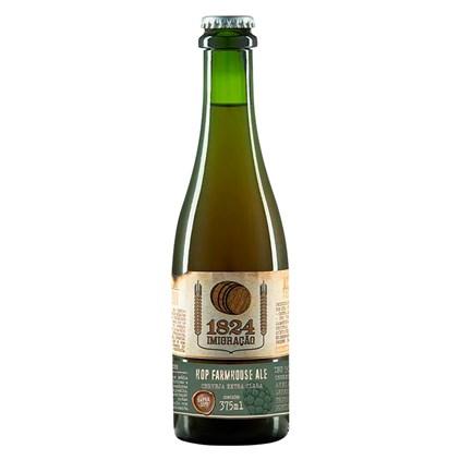 Cerveja Imigração Hop Farmhouse Ale Garrafa 375ml
