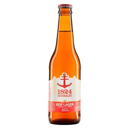 Cerveja Imigração Hop Lager Garrafa 355ml