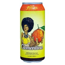 Cerveja Irmãos Ferraro Clementina Lata 473ml
