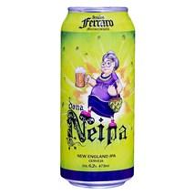 Cerveja Irmãos Ferraro Dona Neipa Lata 473ml