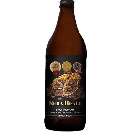 Cerveja Irmãos Ferraro Nera Reale Garrafa 600ml