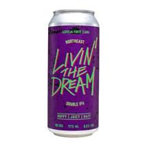 Cerveja Koala Livin' The Dream Double IPA Lata 473ml