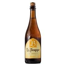 Cerveja La Trappe Blond Garrafa 750ml