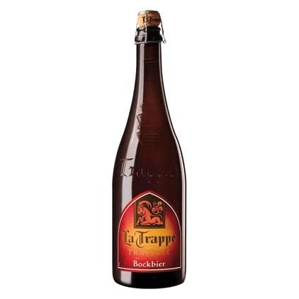 Cerveja La Trappe Bock Garrafa 750ml