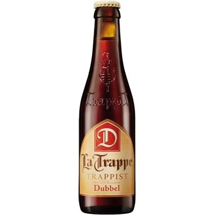 Cerveja La Trappe Dubbel Garrafa 330ml