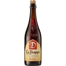 Cerveja La Trappe Dubbel Garrafa 750ml