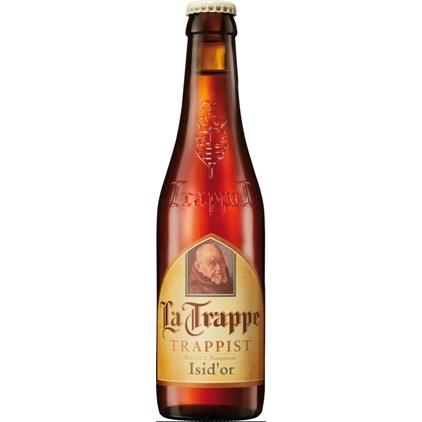 Cerveja La Trappe Isidor Garrafa 330ml