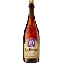 Cerveja La Trappe Quadrupel Garrafa 750ml