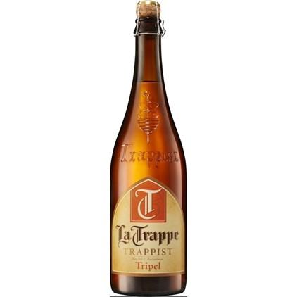 Cerveja La Trappe Tripel Garrafa 750ml