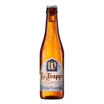 Cerveja La Trappe Witbier Garrafa 330ml