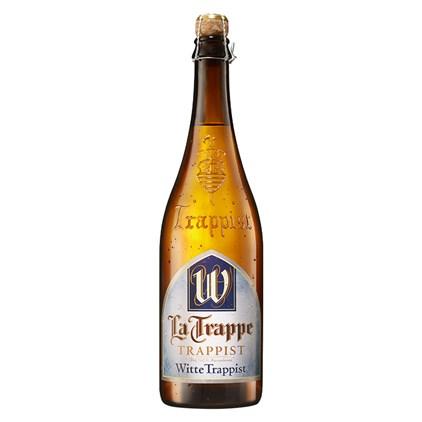 Cerveja La Trappe Witbier Garrafa 750ml