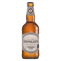 Cerveja Leopoldina Bohemian Pilsner Garrafa 500ml