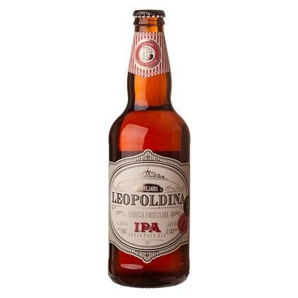 Cerveja Leopoldina IPA Garrafa 500ml