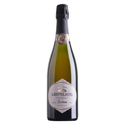 Cerveja Leopoldina Italian Grape Ale Garrafa 750ml