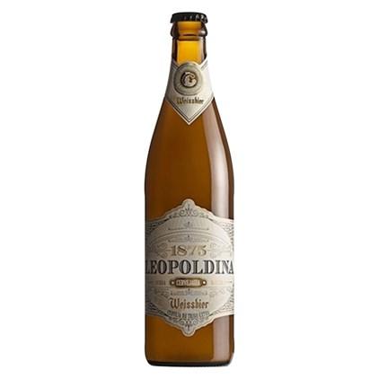 Cerveja Leopoldina Weissbier Garrafa 500ml