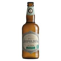Cerveja Leopoldina Witbier Garrafa 500ml