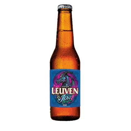 Cerveja Leuven IPA Dragon 355ml