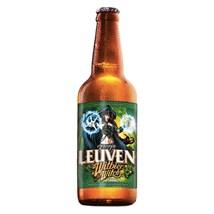 Cerveja Leuven Witbier The Witch Garrafa 500ml