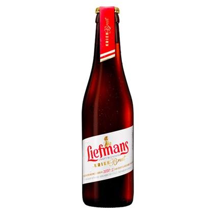 Cerveja Liefmans Kriek Brut 2015 Garrafa 330ml