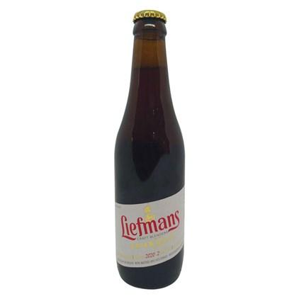 Cerveja Liefmans Kriek Brut 2020 Garrafa 330ml