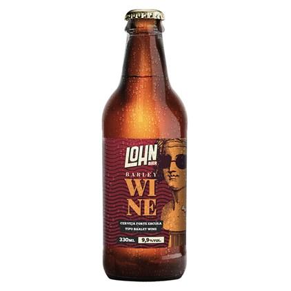 Cerveja Lohn Bier Barley Wine Garrafa 330ml