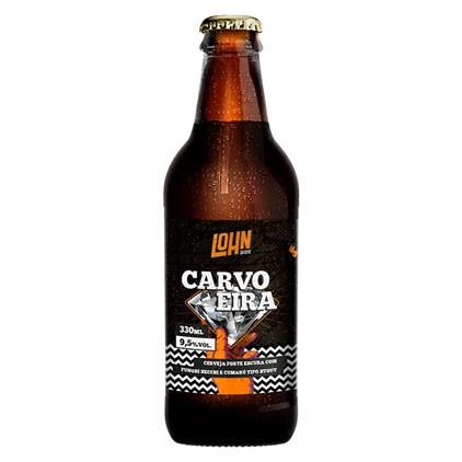 Cerveja Lohn Bier Carvoeira Garrafa 330ml