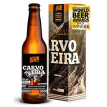 Cerveja Lohn Bier Carvoeira Garrafa 355ml