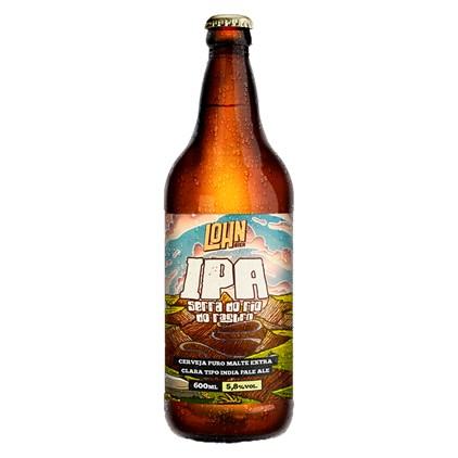 Cerveja Lohn Bier IPA 600ml