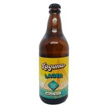 Cerveja Lohn Bier Laguna Lager Garrafa 600ml