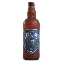 Cerveja Louvada American Pale Ale Garrafa 500ml