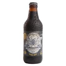 Cerveja Louvada Imperial Stout Dark Side Garrafa 355ml