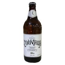 Cerveja Louvada Premium Pilsen Garrafa 600ml