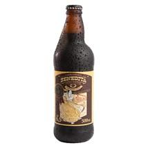 Cerveja Louvada Stout Benedita Garrafa 500ml