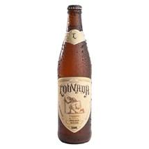 Cerveja Louvada Weiss Garrafa 500ml