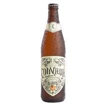 Cerveja Louvada Witbier Garrafa 500ml